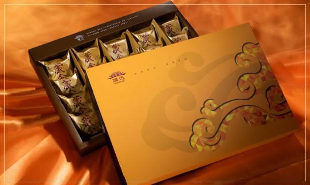 《漢坊》御藏養生佳點 綠豆小月餅禮盒 (15入)