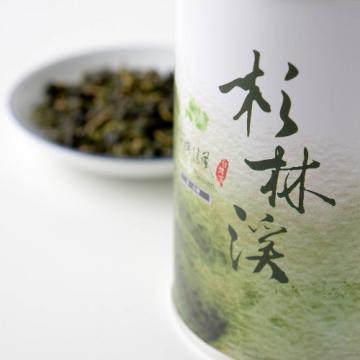 iTea‧入門級‧清香型‧不焙火‧杉林溪茶‧150g四罐