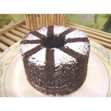 一森手工烘焙坊☆日式巧克力戚風6吋蛋糕2盒禮盒☆