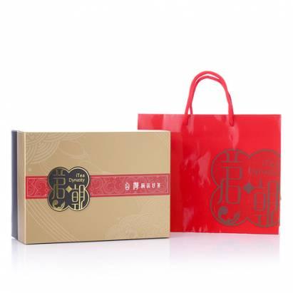 iTea‧特貢高山茶年節禮盒‧店長遵古法手工兩天一夜烘焙‧半斤300公克‧只要590元