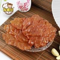 【淘纖屋】蒜味豬肉紙 100g 包
