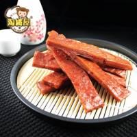 【淘纖屋】蜜汁厚燒霜降豬肉條 150g 包