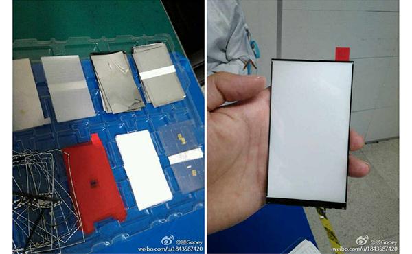 出自生產線: iPhone 6 實機背光燈首次曝光