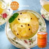 《夢想果》白酒青木瓜罐裝400g