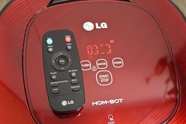 天天幫你微除塵,LG HOM-BOT 掃地機器人動手玩