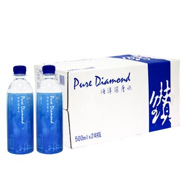 《光隆生技》鑽海洋深層水500ml(24瓶/箱)