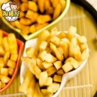 【淘纖屋】瘋客脆薯條-炭烤鹽味