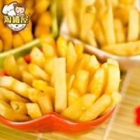 【淘纖屋】瘋客脆薯條-莎莎辣味