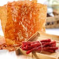 ★免運★ 【快車肉乾】輕肉食主義6件免運組 脆紙4包 元氣條2包 x 超值分享包