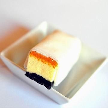 一森手工烘焙坊 ◆◇奧麗奧QQ12入一盒◇◆獨特的黑金乳酪QQ