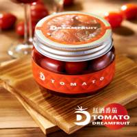 《夢想果》晶鑽紅酒番茄300g玻璃瓶裝
