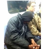如果捷運上有人在你身上倒頭就睡你會…?