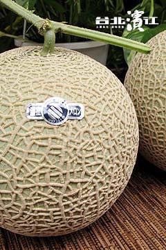 【已售完】日本種哈密瓜(3kg/箱,2顆)