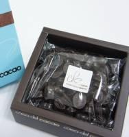 86 濃純黑巧克力豆