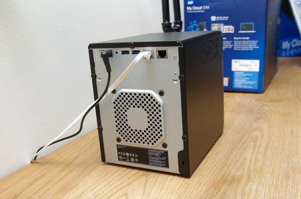 瞄準多裝置備份與資料共享市場, WD 發表 WD My Cloud EX4 雲端儲存設備