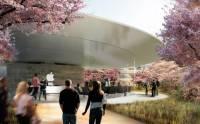 Apple太空船新總部裡面是這樣: 像一間超炫巨型Apple Store [圖庫]