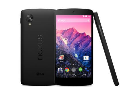 超快!Nexus 5 已經登台在遠傳網站可預約登記