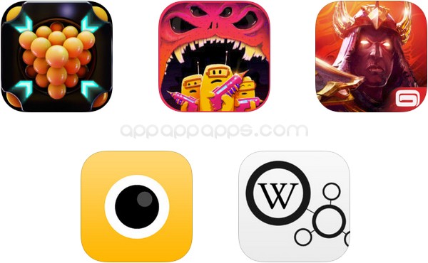 [23/5] iPhone / iPad 限時免費及減價 Apps 精選推介