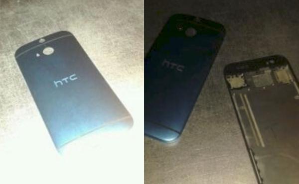 """HTC One後繼機""""M8""""或首次流出, 展示新設計"""