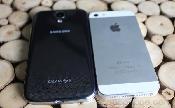iPhone和Galaxy電話用戶數量都突破, 但其中一個增長更快