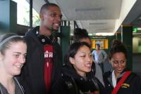 NBA邁阿密熱火巨頭Chris Bosh:退休後要教小孩教寫程式!
