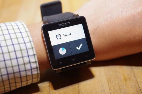 離實用更進一步的智慧穿戴設備, Sony SmartWatch 2 動手玩