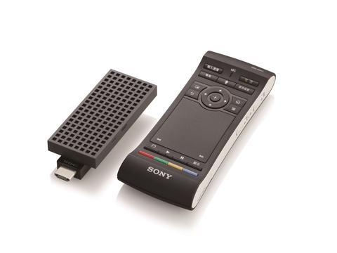 Sony BRAVIA Google 雲端媒體播放機在台推出