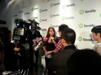 歐洲最大串流音樂服務Spotify叩關,臺廠積極應戰