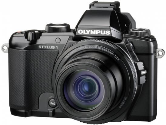 小一號的 OM-D 設計,Olympus 推出復古高倍變焦隨身機 Stylus 1