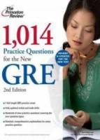 1 014 Practice Questions for the New GRE