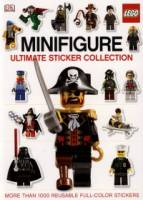 Lego Minifigure: Ultimate Sticker Collection