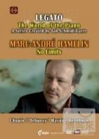 當代鋼琴家系列-馬克-安德列漢默林 2007年盧爾鋼琴音樂節現場 DVD