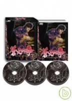 蒼天之拳 BOX-2 下 3DVD