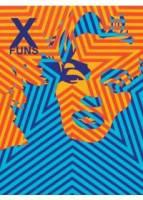 XFUNS 26期 +TEKKO 03 + DVD Set 美麗未來明信片集 特刊