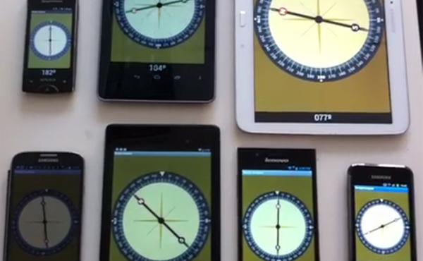 原來是騙人的? 調查發現很多 Android 手機的陀螺儀根本沒用