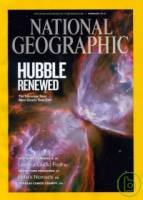 NATIONAL GEOGRAPHIC 空運版 2月號 2010