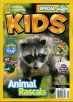 NATIONAL GEOGRAPHIC KIDS 4 2011