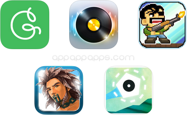 [22/5] iPhone / iPad 限時免費及減價 Apps 精選推介