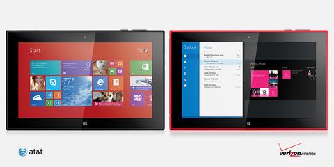 Nokia 大螢幕 Lumia 登場, 6 吋手機 1520 、 1320 與 Win RT 平板 2520 發表