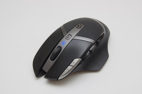 主打平價超省電的兩用無線電競鼠,羅技 G602 動手玩