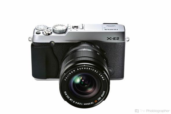 無反大亂鬥,Fujifilm 公佈 X-E2 迎戰