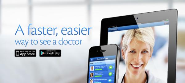 [科技新報]美國線上求醫新選擇,行動裝置看診 10 分鐘 49 美元