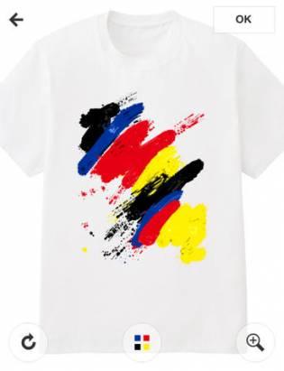 想擁有自己親手設計的 T-Shirt? 用這個 Uniqlo 新 App UTme!玩玩吧