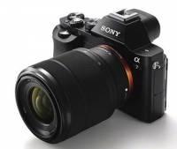 Sony A7 A7R 正面清晰照以及主要規格 配套鏡頭訊息提前曝光