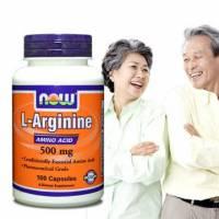 NOW健而婷-一氧化氮-精胺酸膠囊食品 100顆 瓶