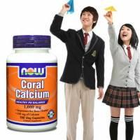 NOW健而婷─珊瑚鈣 100顆 瓶