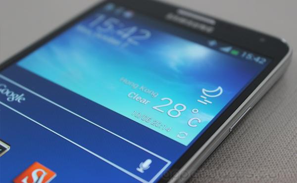 Galaxy Note 4 首次流出: 螢幕終於夠大了