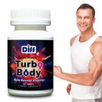 【Turbo Body 】精益猛~強效瑪卡錠 60顆 瓶
