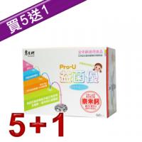 【惠生研】Pro-U 益菌優 60包 盒 -買5送1