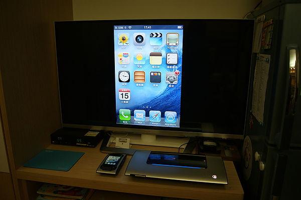 頂級無線娛樂 iCIRROUND AirMedia for iPhone 4/4S